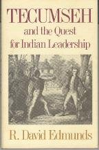 9780316211512: Tecumseh and the Quest for Indian Leadership (Library of American Biography)