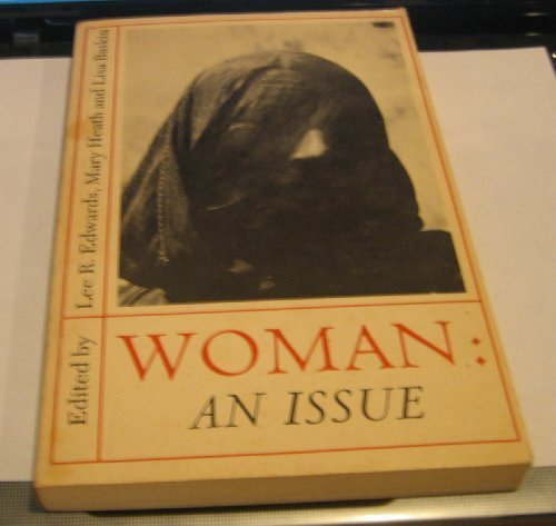 Woman: an issue [Jan 01, 1972] Lee: Lee R. Edwards