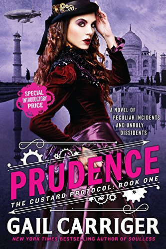 9780316212243: Prudence (Custard Protocol)