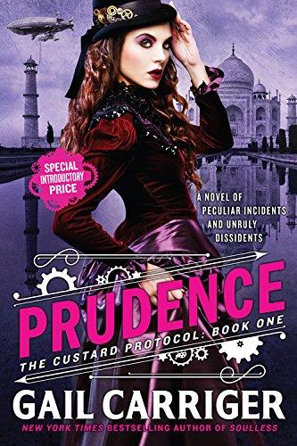 9780316212243: Prudence (The Custard Protocol)