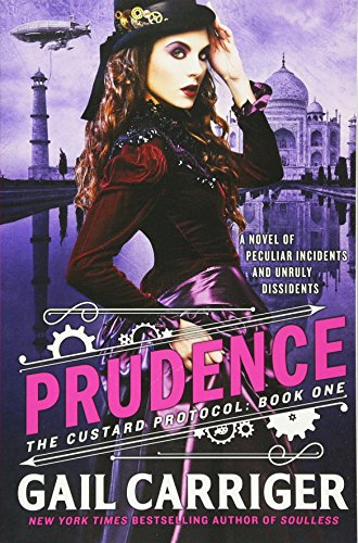 9780316212250: Prudence (The Custard Protocol)