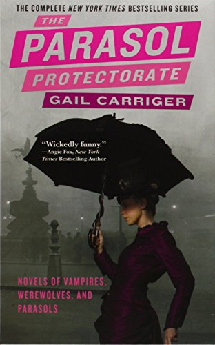 9780316212267: The Parasol Protectorate Boxed Set: Soulless, Changeless, Blameless, Heartless and Timeless