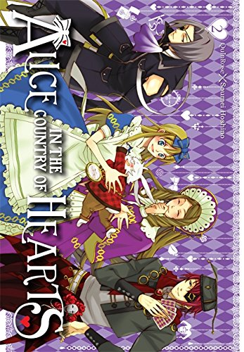9780316212724: Alice in the Country of Hearts, Vol. 2