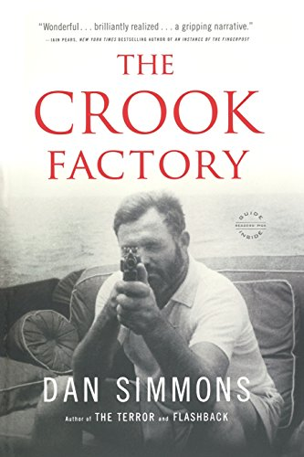 9780316213455: The Crook Factory