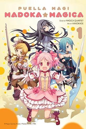9780316213875: Puella Magi Madoka Magica, Vol. 1 (Magica Quartet 1)