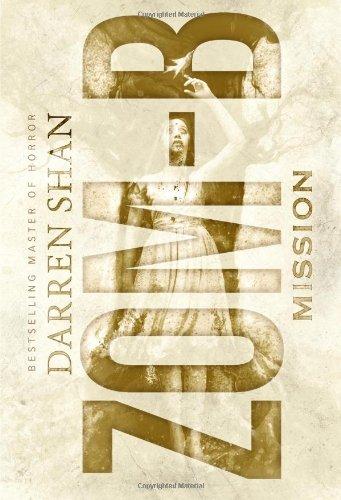 Zom-B Mission: Shan, Darren