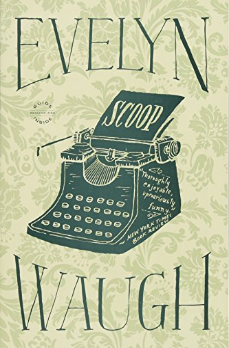 Scoop: Waugh, Evelyn