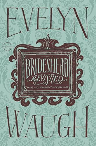9780316216456: Brideshead Revisited
