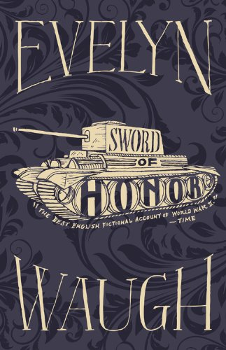 Sword of Honor (0316216682) by Evelyn Waugh