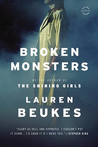 9780316216814: Broken Monsters