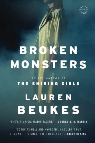 9780316216814: Broken Monsters