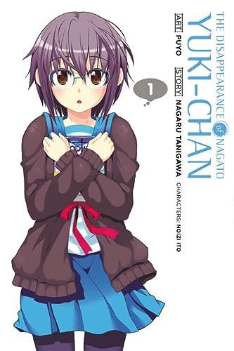 9780316217125: The Disappearance of Nagato Yuki-chan, Vol. 1 - manga