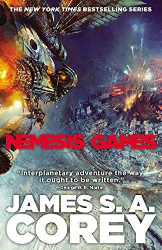 9780316217583: Nemesis Games