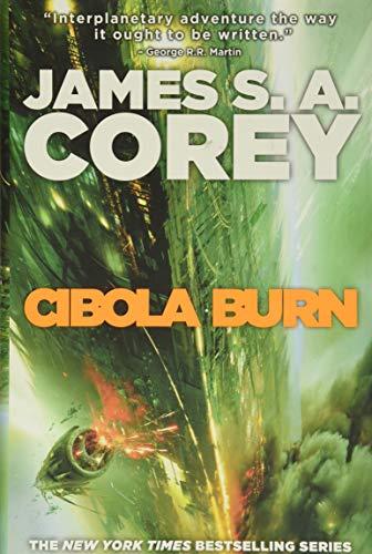 9780316217620: Cibola Burn
