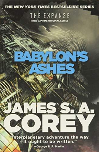 9780316217644: Babylon's Ashes