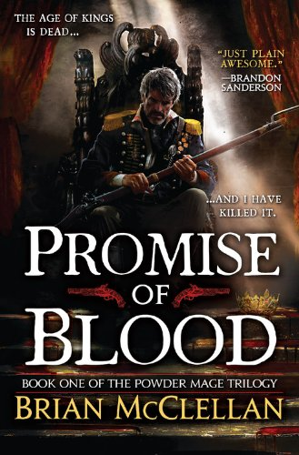 9780316219044: Promise of Blood (Powder Mage Trilogy)