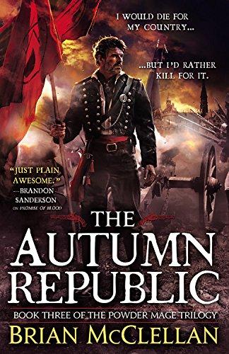 9780316219129: The Autumn Republic (The Powder Mage Trilogy)