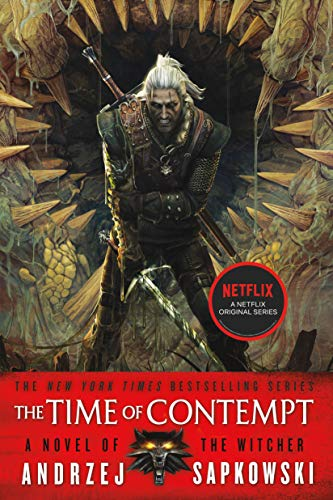 9780316219136: The Time of Contempt (The Witcher)