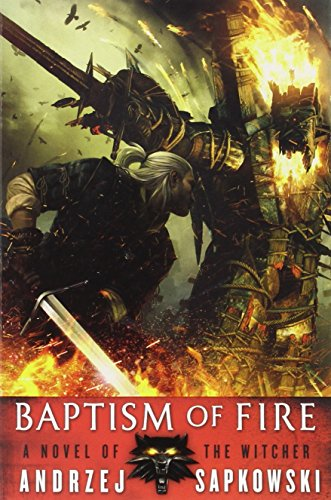 9780316219181: Baptism of Fire (The Witcher)