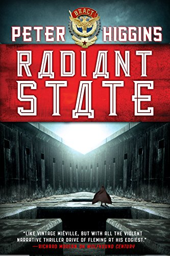 9780316219662: Radiant State (The Wolfhound Century)
