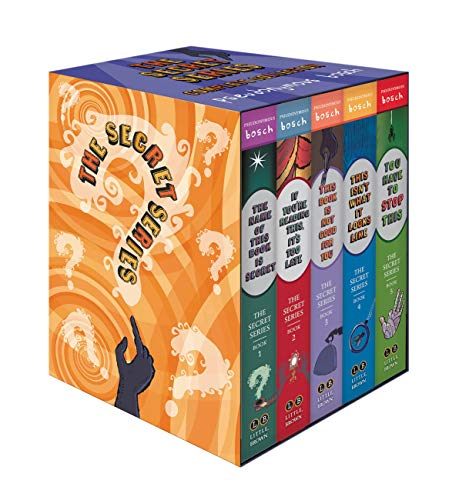 9780316219815: The Secret Series Complete Collection