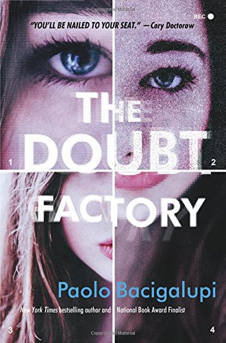 9780316220767: The Doubt Factory: A page-turning thriller of dangerous attraction and unscrupulous lies