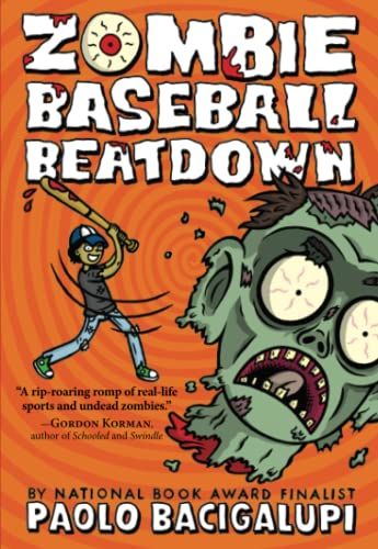 9780316220798: Zombie Baseball Beatdown
