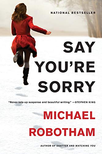 9780316221238: Say You're Sorry (Joseph O'Loughlin)
