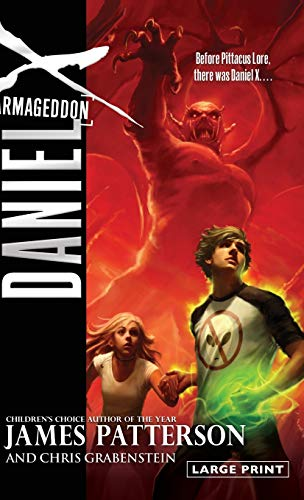 9780316224215: Armageddon (Daniel X (Numbered Large Print))
