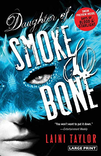 9780316224352: Daughter of Smoke and Bone