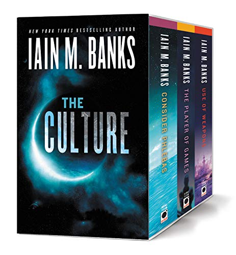 9780316225083: The Culture Boxed Set: Consider Phlebas, Player of Games and Use of Weapons