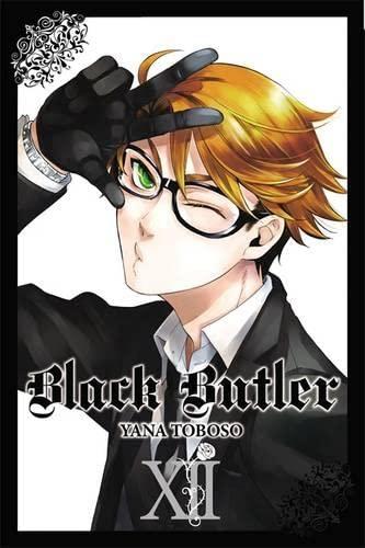9780316225342: Black Butler, Vol. 12