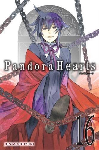 9780316225380: PandoraHearts, Vol. 16 - manga