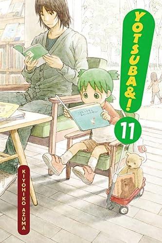 9780316225397: Yotsuba&!, Vol 11