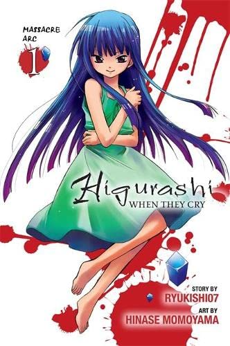 9780316225410: Higurashi When They Cry: Massacre Arc, Vol. 1