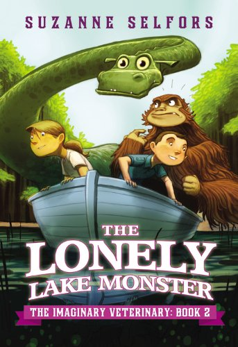 9780316225618: The Lonely Lake Monster (The Imaginary Veterinary)