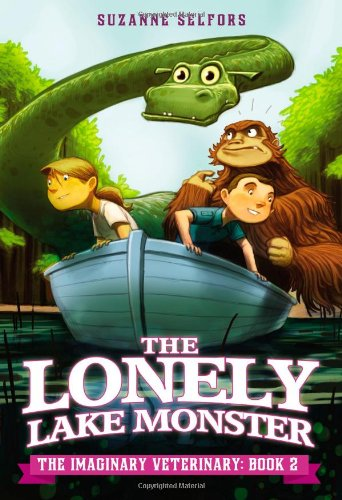 9780316225670: The Lonely Lake Monster (The Imaginary Veterinary)