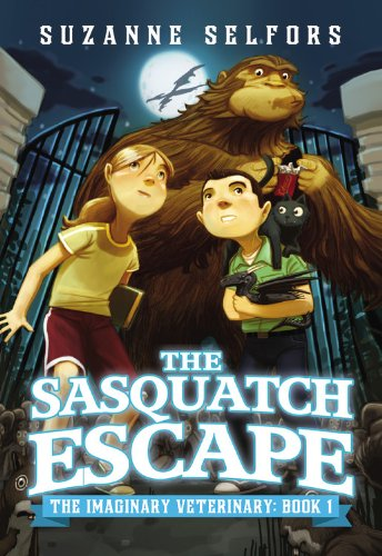 9780316225694: The Sasquatch Escape (Imaginary Veterinary)