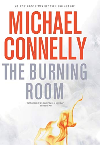 The Burning Room: **Signed**