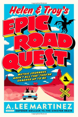 9780316226431: Helen & Troy's Epic Road Quest