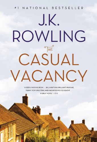 9780316228589: The Casual Vacancy