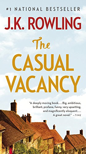 9780316228596: The Casual Vacancy
