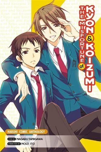 9780316228718: The Misfortune of Kyon and Koizumi: Haruhi Comic Anthology