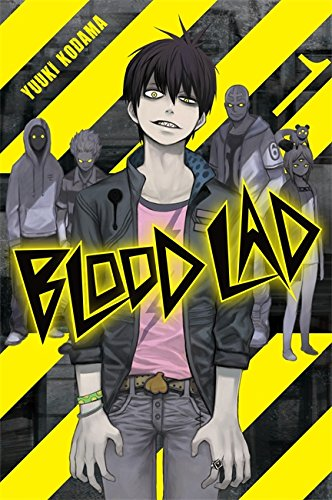 9780316228954: Blood Lad, Vol. 1