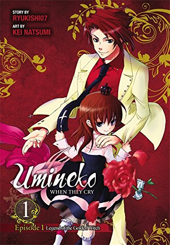 9780316229166: Umineko WHEN THEY CRY Episode 1: Legend of the Golden Witch, Vol. 1 - manga