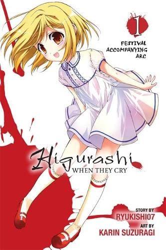 9780316229456: Higurashi When They Cry: Festival Accompanying Arc, Vol. 1