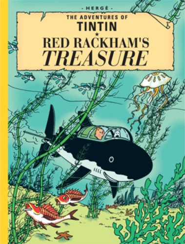 9780316230544: Red Rackham's Treasure: Collector's Giant Facsimile Edition (The Adventures of Tintin)