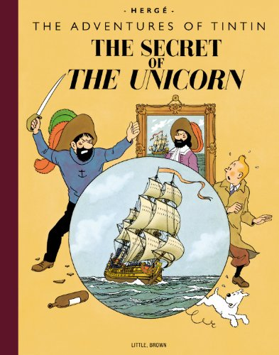 9780316230551: The Secret of the Unicorn: Collector's Giant Facsimile Edition (The Adventures of Tintin)