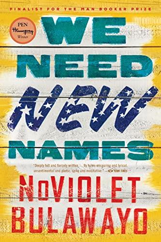 9780316230841: We Need New Names: A Novel