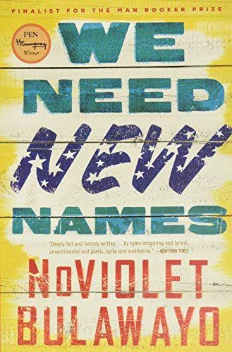 9780316230841: We Need New Names: A Novel